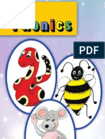 Jolly phonics Parent  Teacher Guide