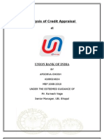 Project Report -Union bank