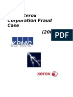 Xerox Corporation Fraud Case 1233641589554599 2