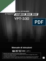Istruzioni tastiera
