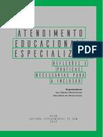 Atendimento Educacional Especializado - reflexões e práticas necessárias para a inclusão