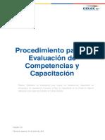 procedimiento.para.evaluacion.de.competencias.y.capacitacion