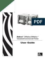 Zebra Z4M User Guide