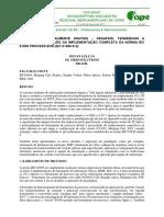 Cigré - Subestacoes Totalmente Digitais - Desafios-Tendencias e Paradigmas Derivado Da Implementaco Completa Da Norma IEC 61850 Process Bus (61850-9-2) - XVII ERIAC