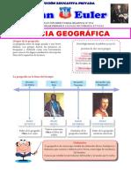 4 Geografia Como Ciencia