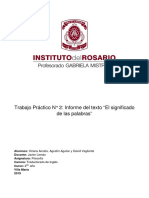 Filosofía Informe