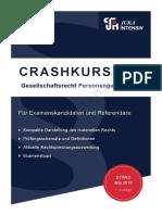 Leseprobe_Crashkurs-Gesellschaftsrecht