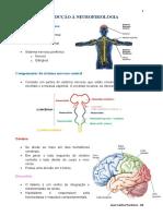 1. Introdução à Neurofisiologia