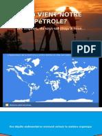 formation pétrole