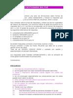 CUESTIONARIO BIG FIVE-CUADERNILLO DE PREGUNTAS