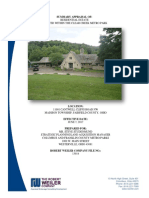 Clear Creek House Appraisal