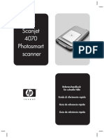 HP Sacnjet 4070