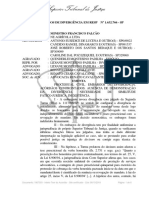 1.632.766 - SP - arbitramento resilição unilateral