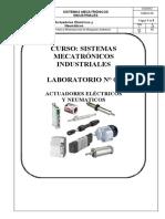 Lab 06 - Actuadores Eléctricos y Neumáticos