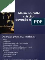 Maria No Culto Cristão - Devoção e Liturgia - Afonso Murad