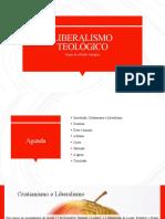 LIBERALISMO TEOLÓGICO