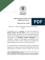 Caso Uribe