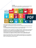 SDG e Global Compact