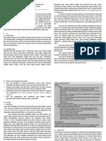 LTM-2. Difinisi, Klasifikasi Etiologi Diare Non-Infeksi