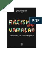 eBook Racismo Variacao