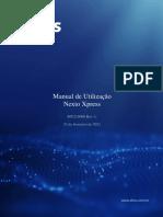 Manual de Utilizacao Xp3xx (Controlador Compacto Com e s)