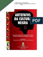 VI Artefatos Da Cultura Negra - 2015 FINAL