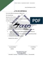 Informe Tecnico Instalacion de Pozo a Ti