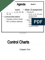 Ch05 Control Charts