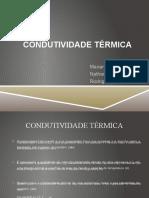 4 - Condutividade Térmica