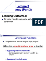 array p2