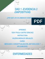 ACTIVIDAD 1 -EVIDENCIA 2 DIAPOSITIVAS