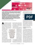 cromatogarfia artigo científico