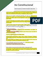 5 SEMANA. SEG - CONST - remédios constitucionais