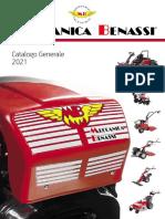 Meccanica Benassi Catalogo It-03-2021