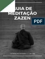 Guia de Meditação Zazen
