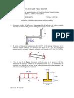 Examen Resistencia de Materiales i Vespertino Ot2011