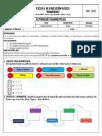 ACTIVIDADES DIAGNOSTICAS DECIMO EESS 2