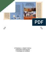 A pandemia e a saúde coletiva
