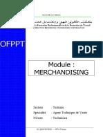 TSC M110 Merchandising CM