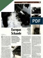 Europas Schande Griechenlands Asyllager (Falter Manfred Nowak)