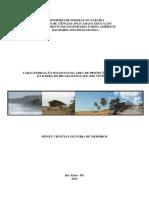 Cordões Arenosos & Dunas Eólicas Costeiras