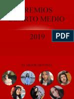 Premios Cuarto medio