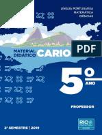 Livro Do Professor 5º Ano 2º Semestre 2019