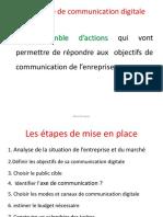 cours 10-La stratégie de communication digitale-