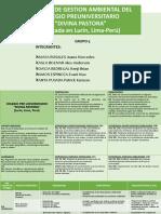 Sistema de Gestion Ambiental Grupo 5