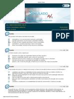 SIMULADO AV1 processo civil 4