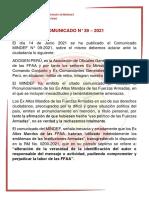 ASOCIACIÓN DE OFICIALES GENERALES Y ALMIRANTES DEL PERÚ