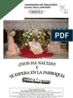 Revista Parroquial enero 2008