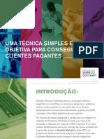 PDF Tecnica Workshop Viver de Coaching