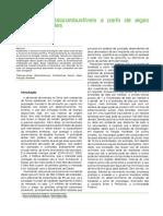 12 Produção de Biocombustíveis a Partir de Algas Fotossintetizantes